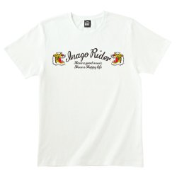<img class='new_mark_img1' src='//img.shop-pro.jp/img/new/icons13.gif' style='border:none;display:inline;margin:0px;padding:0px;width:auto;' />KITAKYU Souvenir Tシャツ(WHITE)