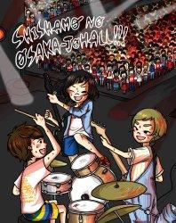 Blu-ray Disc「SHISHAMO NO OSAKA-JOHALL!!!」