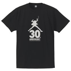 <img class='new_mark_img1' src='//img.shop-pro.jp/img/new/icons13.gif' style='border:none;display:inline;margin:0px;padding:0px;width:auto;' />30th Anniversary Tシャツ(ブラック)