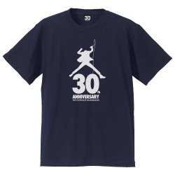 <img class='new_mark_img1' src='//img.shop-pro.jp/img/new/icons13.gif' style='border:none;display:inline;margin:0px;padding:0px;width:auto;' />30th Anniversary Tシャツ(ネイビー)