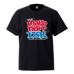 175R ロゴTシャツ(BLACK)