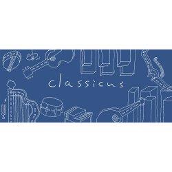 classicus フェイスタオル