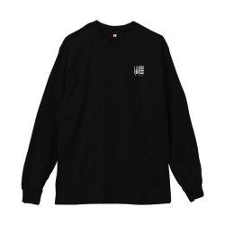 K:ream ロングTシャツ(黒)