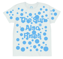 The Sun Also Rises Tシャツ