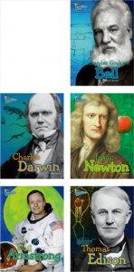 Science Biographies(5冊セット)−地球と環境 英語多読