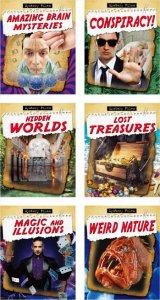 Mystery Files(6冊セット)−社会 英語多読