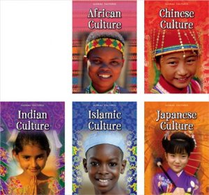Global Cultures(5冊セット)−社会 英語多読