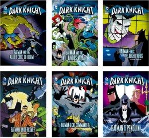 Batman: The Dark Knight(6冊セット)−グラフィックノベル 英語多読