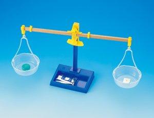 物と重さA型(てんびん作り)