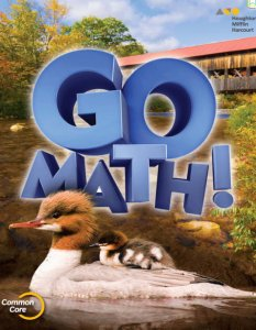 GO MATH Student Edition with Practice Book Grade2
