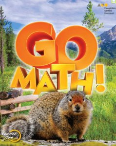 GO MATH Student Edition with Practice Book Grade4