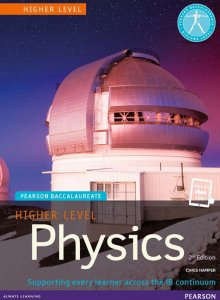 Higher Level Physics-国際バカロレア(IB)資格対応DP教科書 *eBOOK accessコード付