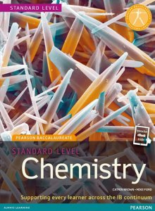 Standard Level Chemistry-国際バカロレア(IB)資格対応DP教科書