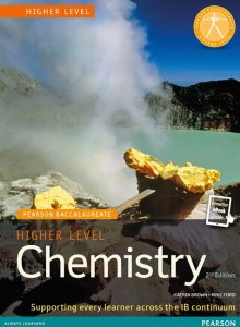 Higher Level Chemistry-国際バカロレア(IB)資格対応DP教科書