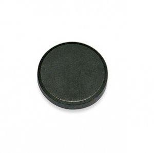 フェライト磁石 丸(0.4×φ2.5cm)