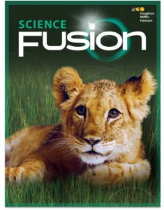 Science Fusion Student Edition Interactive Worktext  Grade1