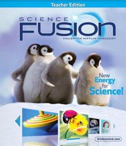 ScienceFusion Teacher Edition Grade K