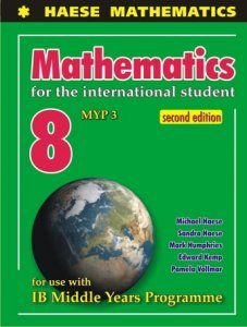 Mathematics for the International Student 8 (MYP 3)(2nd edition)
