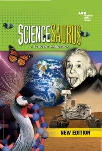 【最新版】ScienceSaurus Student Handbook (Softcover) Grades6-8