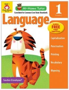At-Home Tutor Language Gr.1-英検5級レベル
