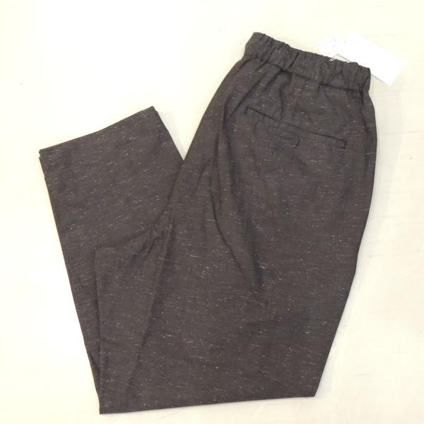 <img class='new_mark_img1' src='https://img.shop-pro.jp/img/new/icons50.gif' style='border:none;display:inline;margin:0px;padding:0px;width:auto;' />HEALTH 2016 EASY PANTS #2 CHACOAL BLACK