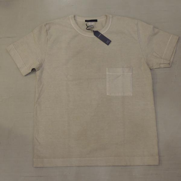 <img class='new_mark_img1' src='https://img.shop-pro.jp/img/new/icons50.gif' style='border:none;display:inline;margin:0px;padding:0px;width:auto;' />JIGSAW PIGMENT DYE  BIG T−SHIRTS BEIGE