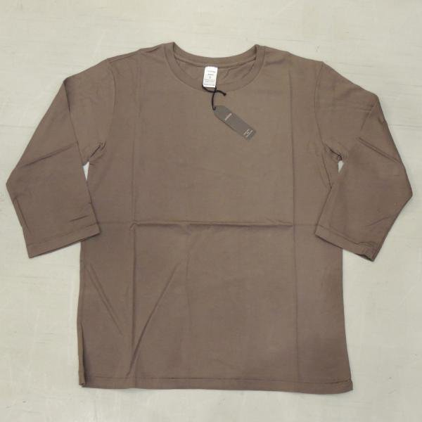 <img class='new_mark_img1' src='//img.shop-pro.jp/img/new/icons12.gif' style='border:none;display:inline;margin:0px;padding:0px;width:auto;' />JIGSAW SUPIMA COTTON  7分袖 KHAKI