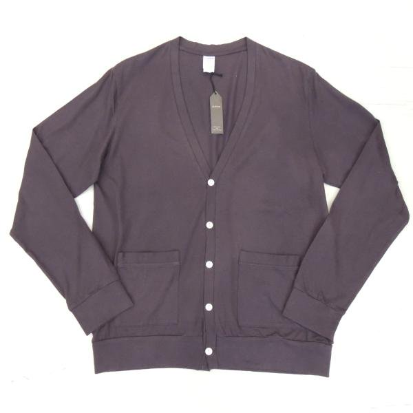 <img class='new_mark_img1' src='https://img.shop-pro.jp/img/new/icons30.gif' style='border:none;display:inline;margin:0px;padding:0px;width:auto;' />JIGSAW SUPIMA COTTON CARDIGAN CHARCOAL