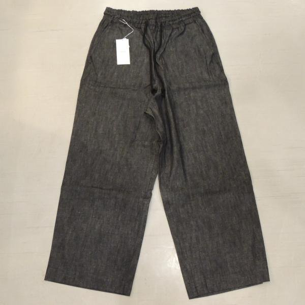 <img class='new_mark_img1' src='https://img.shop-pro.jp/img/new/icons50.gif' style='border:none;display:inline;margin:0px;padding:0px;width:auto;' />HEALTH 2016 EASY PANTS #3 BLACK DENIM