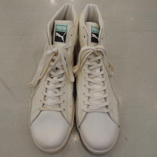 <img class='new_mark_img1' src='https://img.shop-pro.jp/img/new/icons50.gif' style='border:none;display:inline;margin:0px;padding:0px;width:auto;' />DEADSTOCK  PUMA スーパークライド  SIZE13