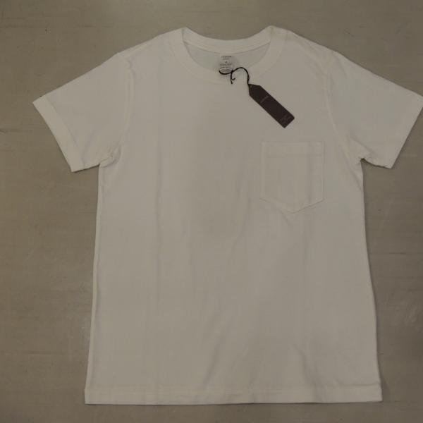 <img class='new_mark_img1' src='//img.shop-pro.jp/img/new/icons50.gif' style='border:none;display:inline;margin:0px;padding:0px;width:auto;' />JIGSAW SUVIN COTTON S/S CREW NECK POCKET T-SHIRT