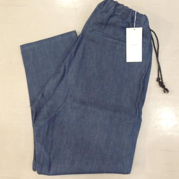 <img class='new_mark_img1' src='https://img.shop-pro.jp/img/new/icons50.gif' style='border:none;display:inline;margin:0px;padding:0px;width:auto;' />HEALTH 2015 EASY PANTS #4 BLUE DENIM