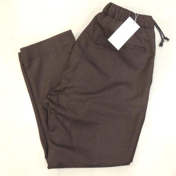 <img class='new_mark_img1' src='https://img.shop-pro.jp/img/new/icons50.gif' style='border:none;display:inline;margin:0px;padding:0px;width:auto;' />HEALTH 2015 EASY PANTS #1 BROWN