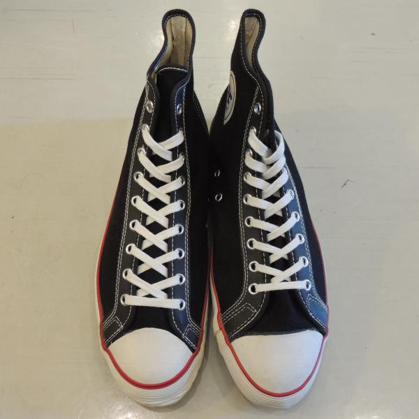 <img class='new_mark_img1' src='https://img.shop-pro.jp/img/new/icons12.gif' style='border:none;display:inline;margin:0px;padding:0px;width:auto;' />DEADSTOCK CONVERSE PF  SIZE12 左右若干の違いあり