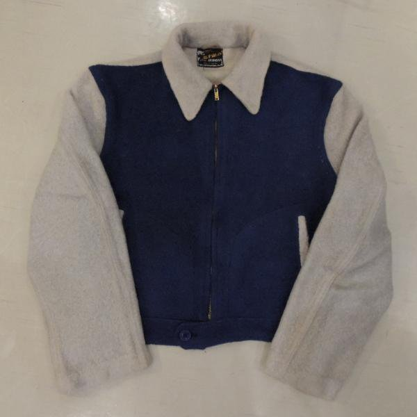 <img class='new_mark_img1' src='https://img.shop-pro.jp/img/new/icons12.gif' style='border:none;display:inline;margin:0px;padding:0px;width:auto;' />2WASH 30�S SPORTS JACKET SIZE40