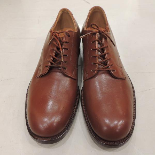 <img class='new_mark_img1' src='https://img.shop-pro.jp/img/new/icons50.gif' style='border:none;display:inline;margin:0px;padding:0px;width:auto;' />DEADSTOCK  US NAVY SERVICE SHOES 7・1/2N