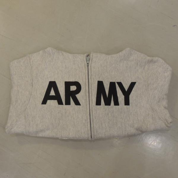 <img class='new_mark_img1' src='//img.shop-pro.jp/img/new/icons12.gif' style='border:none;display:inline;margin:0px;padding:0px;width:auto;' />DEADSTOCK   US ARMY  SWEAT SHIRTS HOODED