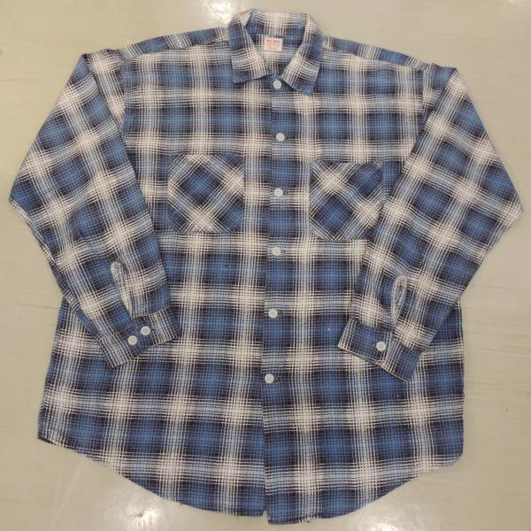 <img class='new_mark_img1' src='https://img.shop-pro.jp/img/new/icons12.gif' style='border:none;display:inline;margin:0px;padding:0px;width:auto;' />VINTAGE BIG MAC  FLANNEL SHIRTS