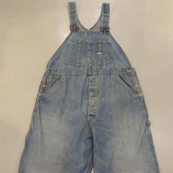 <img class='new_mark_img1' src='https://img.shop-pro.jp/img/new/icons50.gif' style='border:none;display:inline;margin:0px;padding:0px;width:auto;' />VINTAGE LEE OVERALLS ロングL