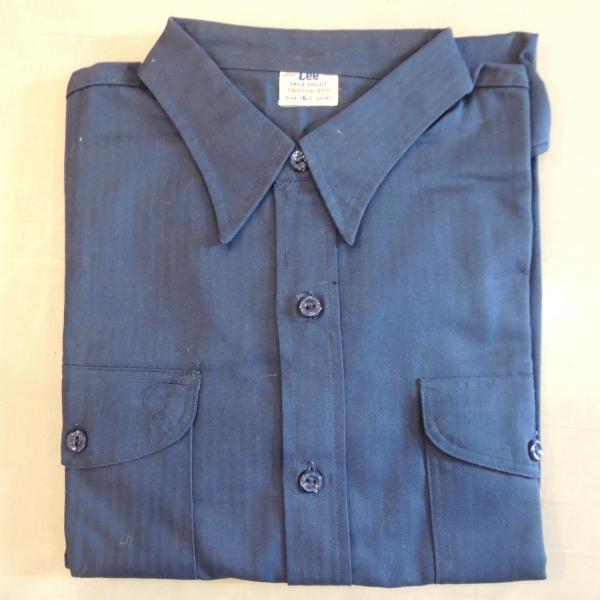 デッドストック 40'S〜50'S  Lee リー ワークシャツ