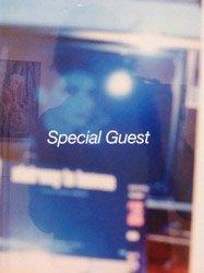 <B>Special Guest</B><BR>Richard Prince / Roe Ethridge