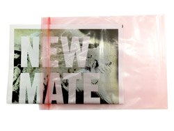 <B>New Material Exhibition Catalog <BR>limited edition</B>
