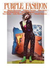 <B>Purple Fashion 26<BR>(Incl. Takashi Homma Purple Book)</B>