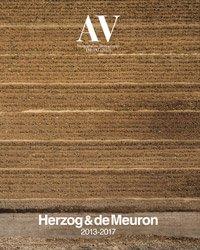 <B>AV Monographs 191-192<BR> Herzog & De Meuron 2013-2017</B>
