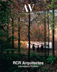 <B>AV Monographs 175<BR> RCR Arquitectes. International Portfolio</B>