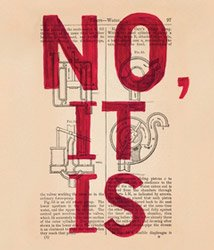 <B>No, It Is</B> <br>William Kentridge