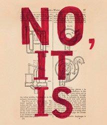 <B>No, It Is</B> <br>William Kentridge