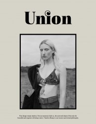 Union Issue #12 (cover 2)