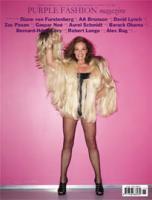 PURPLE FASHION 11 (INCL.Cuba 2009, the Marlene Marino Purple Book) SPRING SUMMER 2009