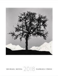 <B>Michael Kenna Wall Calendar 2018</B>